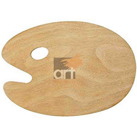 Wooden Palette - 4 Sizes - Art Academy Direct