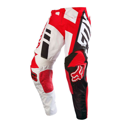 Fox 360 MX Pants - Honda Black / White / Red