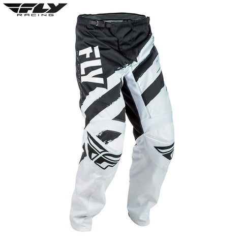 Fly 2018 F16 MX Pants - Black/White