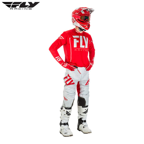 Fly 2018 Lite Hydrogen Adult Combo (Red/Grey)