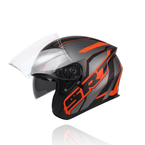 Yohe 878 11# SRT MATT BLACK ORANGE D.GRAY