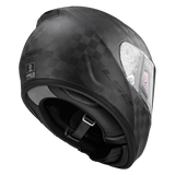 LS2 FF397 Vector Helmet (Single Mono Matt Carbon)