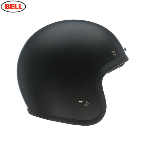 Bell Cruiser Custom 500 Helmet Solid Matte Black