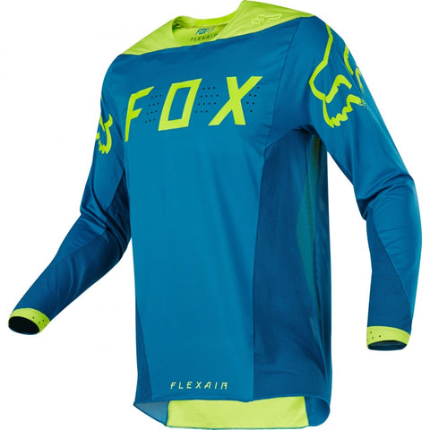 FOX FLEXAIR 2017 TEAL MOTH LE JERSEY