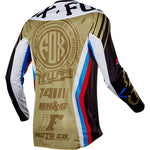 FOX RACING 360 ROHR BLACK JERSEY