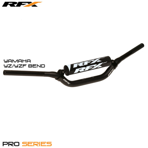 RFX Pro F8 Taper Bar 28.6mm (Black) Yamaha YZ/YZF