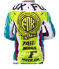 FOX RACING 360 ROHR BLUE JERSEY