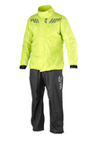 Givi Comfort Range Rainsuit -Yellow Neon