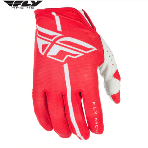 Fly 2018 Lite Adult Glove (Red/Grey)