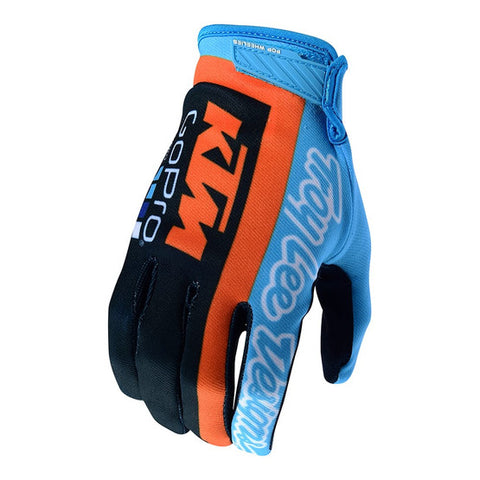 Troylee Designs 2018 MX Air Navy KTM Team Motocross Gloves