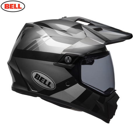 Bell MX-9 Adventure Mips Helmet (Blackout Matte/Gloss Black)