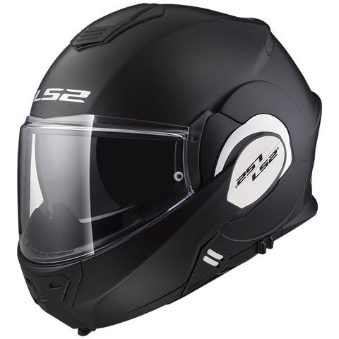LS2 FF399 Valiant Helmet (Matt Black)