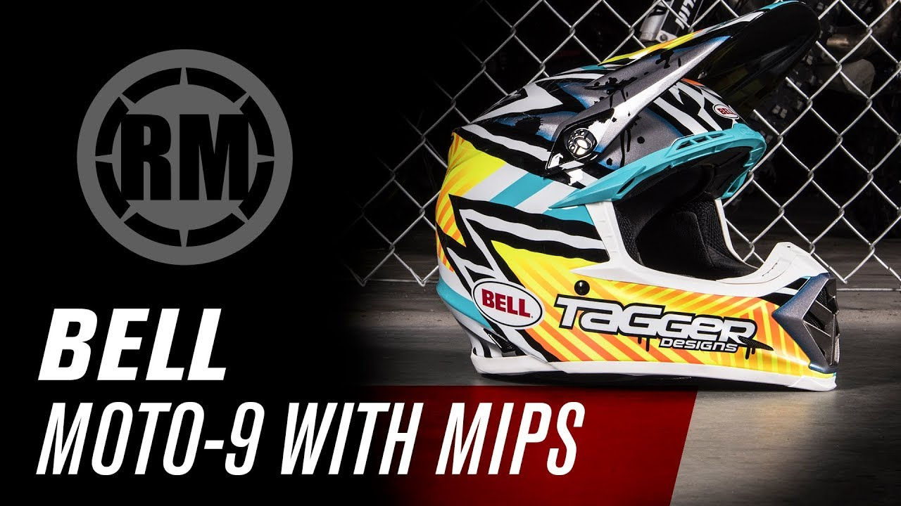 Bell helmet with MIPS technology