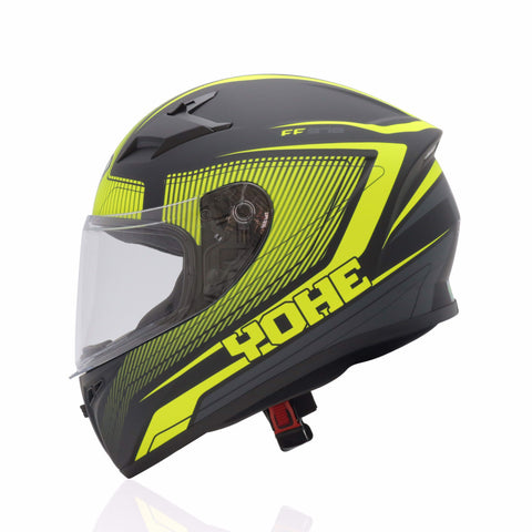 Yohe 978 4# (MATT BLACK / Fluo Yellow)