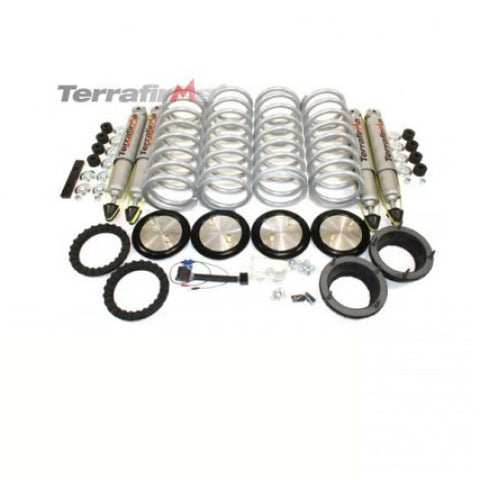 P38 air to coil conversion kit (standard ride height includes All-Terrain Shocks)