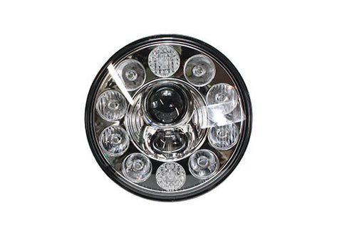 "Terrafirma 7"" LED Headlight RHD GDL015"