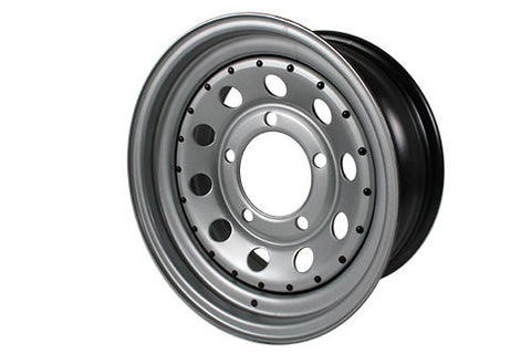 GRW005 Modular steel wheel (Silver)
