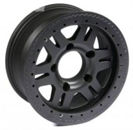 Terrafirma alloy bead lock wheel (Anthricite grey)
