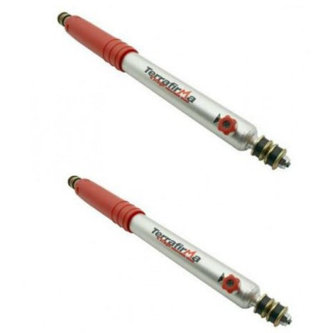 "TF169FRONT X2 Terrafirma 4 Stage Adjustable +5"" Long Travel Shock 90/11/130/D1/RRC"