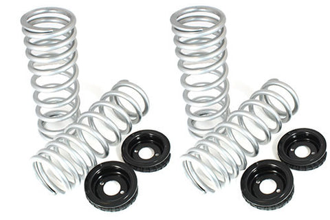 Discovery 2 air to coil conversion kit (Medium Load, 2 inch lift, springs only)