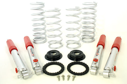 Discovery 2 air to coil conversion kit (Medium Load, 2 inch lift includes springs and 3 inch Pro-Sport Shocks)