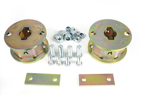 2 inch rear air bag spacers (D2)