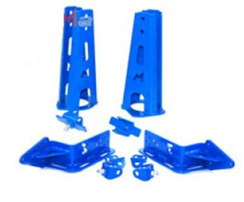 Mega Sport rear shock mounting kit (90/110/130/D1/RRC)