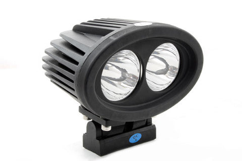 Terrafirma 140MM Oval Twin LED Spot light TF706