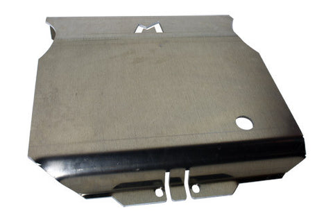 TF855 Defender alloy fuel tank guard (110/130)