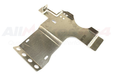 Defender alloy transmission guard