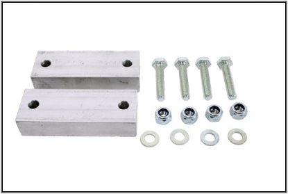 TFARSK2 TERRAFIRMA FRONT ANTI ROLL BAR SPACER KIT