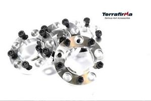 TF301 30mm wheel spacers (90/110/130/D1/RRC)