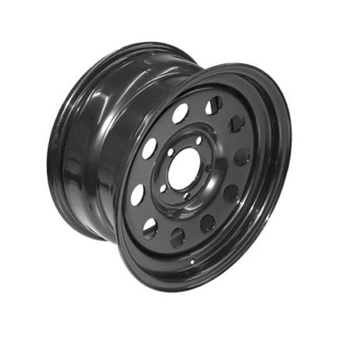 GRW012 DISCOVRY 2 P38 MODULAR STEEL WHEEL (BLACK)