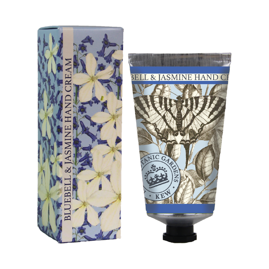 BACK SOON! Kew Gardens Bluebell and Jasmine Hand Cream