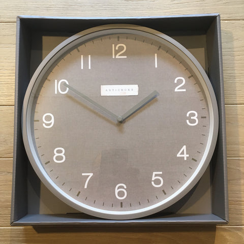 Artichoke Designs Clock (Large)