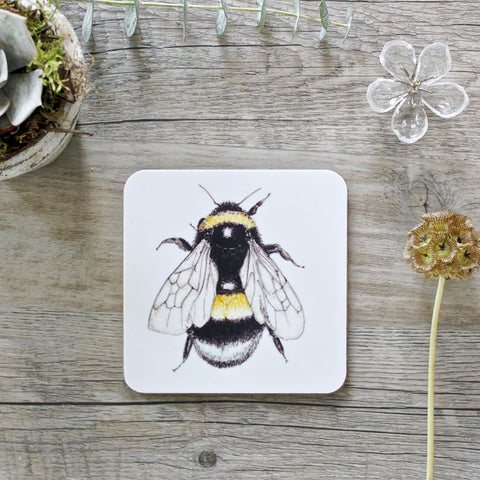 BACK IN STOCK! Toasted Crumpet Bee Coaster