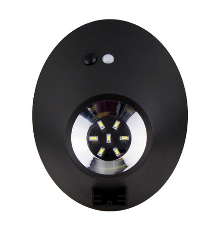 Modern Solar Outdoor Motion Sensor Light
