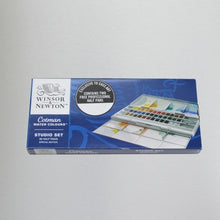 Winsor and Newton Cotman Watercolour sets
