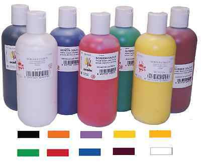 Screen Colour Scola Waterbased Screen Paint