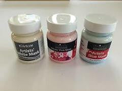 Masking fluid for watercolour