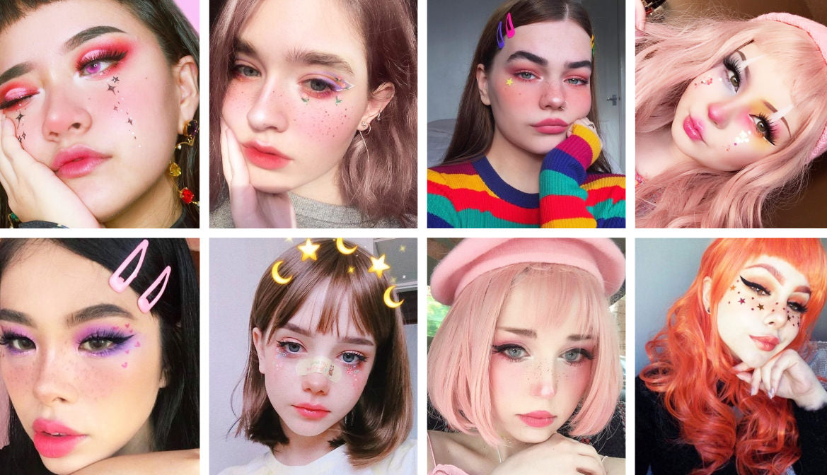 How to be an eGirl Aesthetic Clothing and Style Guide