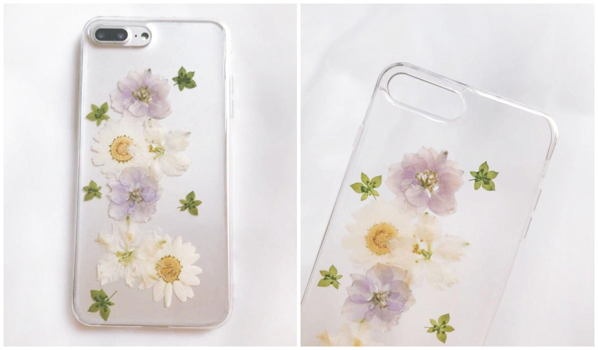 Transparent iPhone Cases Transparent Cute Flowers iPhone Case itGirl Shop Blog