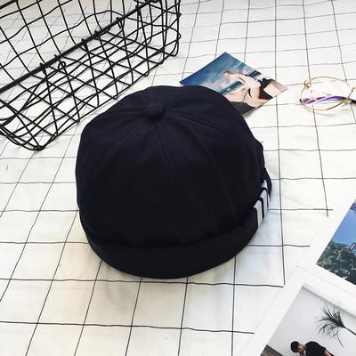 itGirl Shop BLACK 90s MELON CAP LANDLORD HAT