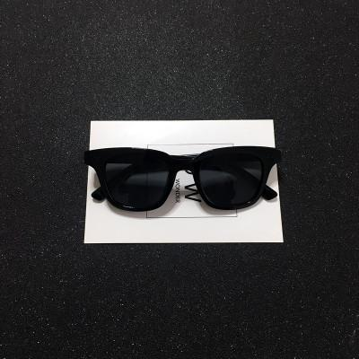 itGirl Shop BLACK PLASTIC FRAME COLORFUL SQUARE SUNGLASSES Aesthetic Apparel, Tumblr Clothes, Soft Grunge, Pastel goth, Harajuku fashion. Korean and Japan Style looks