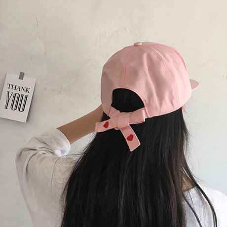 itGirl Shop BOW BACK SNAPBACK