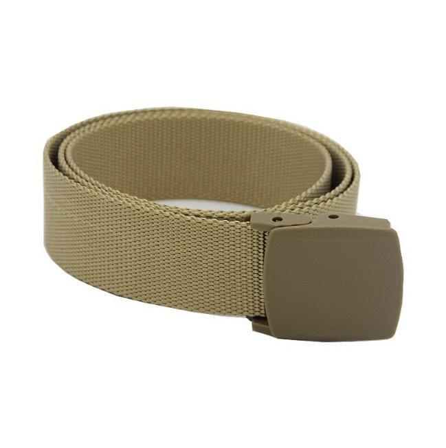 CANVAS GRUNGE AESTHETIC CASUAL UNISEX BELT