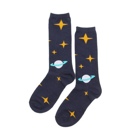 Buy Cheap Aesthetic Clothing COSMIC PLANETS STARS COTTON SOCKS Sale 30% OFF itGirl Shop itgirlclothing.com
