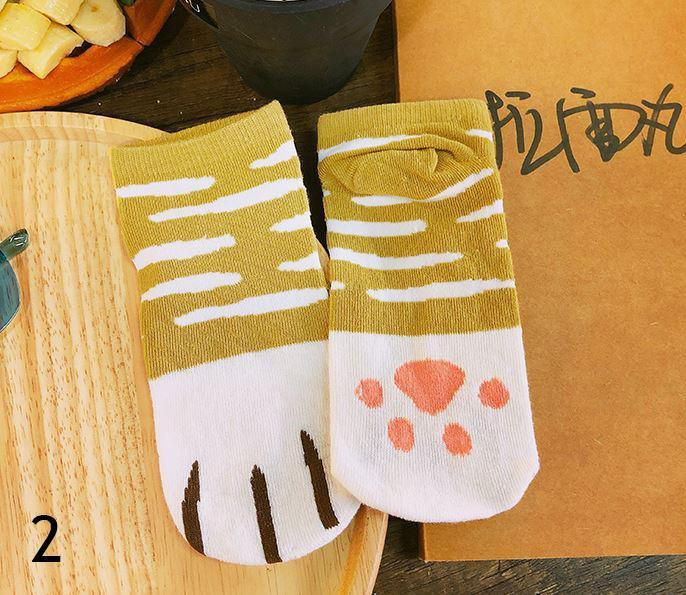 itGirl Shop CUTE ANIMAL PRINT SOCKS