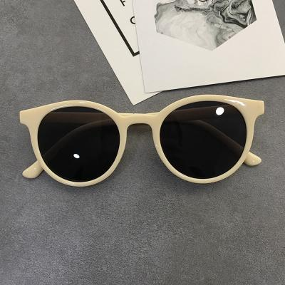 itGirl Shop MIRROR SHADES ROUND TRENDY SUNGLASSES