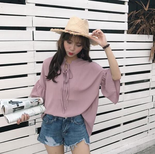 itGirl Shop OVERSIZED SUMMER STRAPPY VOLUME LIGHT TOP